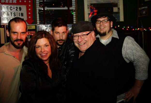 The Mary Bridget Davies Band with Chris Hanna, Sammy Free and Rob Muzik
